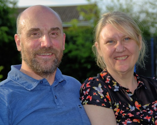 Meet Our Carers: Karen and Robert