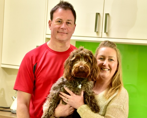 Meet Our Carers: Leeann and Chris