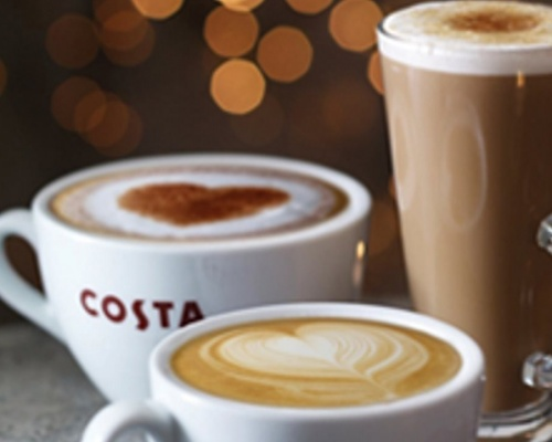 Cheshire East Costa Coffee drop-ins
