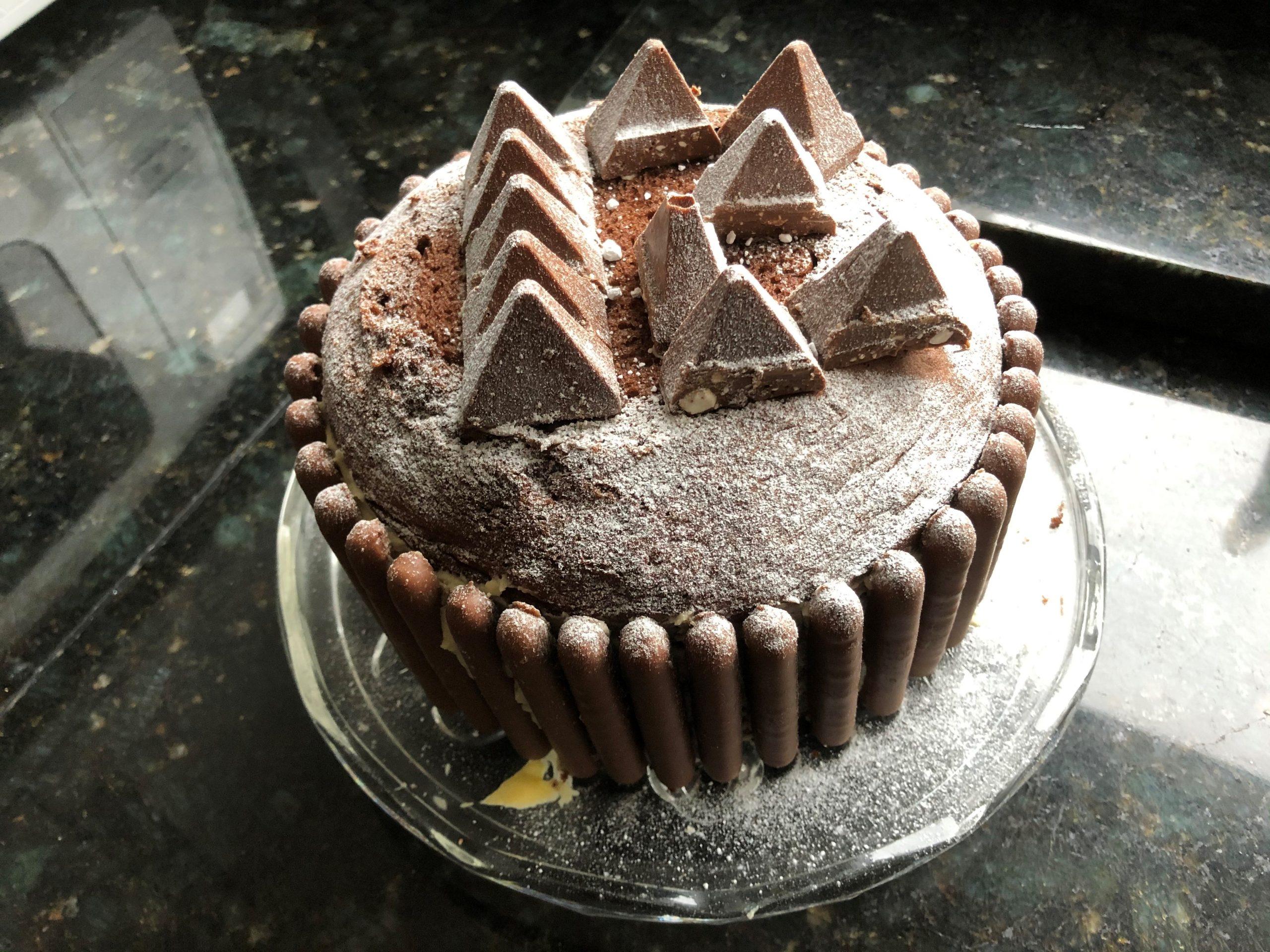 SH cake