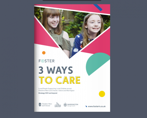 The launch of our new strategy- 3 Ways to Care