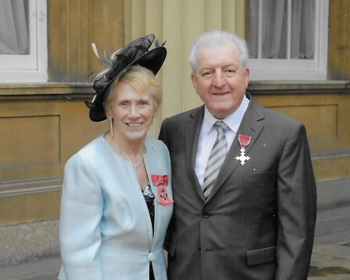 49 Years of Fostering..and an MBE