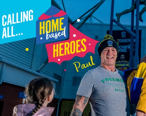 Home Based Heroes Scenario #2 Sibling Groups - Preview Thumbnail